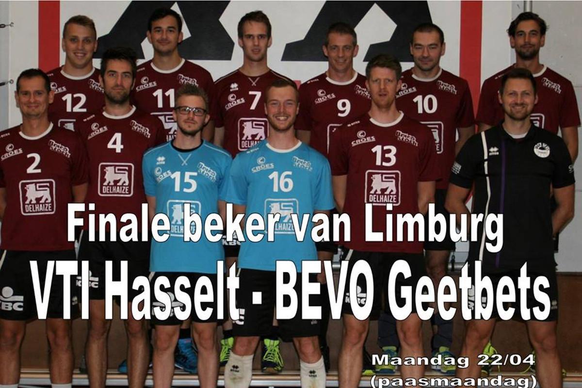 Bevo Geetbets Finale beker van Limburg